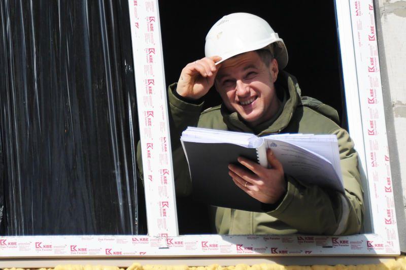 Новый 25-этажный жилой дом возведут в Орехове-Борисове Южном. Фото: Светлана Колоскова, «Вечерняя Москва»