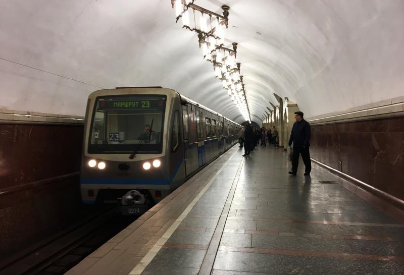 Поезда метро перевезли более четырех миллионов пассажиров за один день