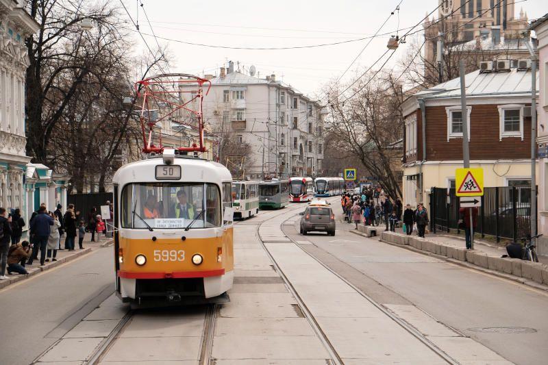 Стала известна дата проведения Парада трамваев в 2020 году