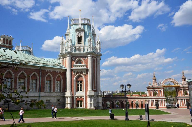 Бесплатные музыкальные концерты организуют в музее-заповеднике «Царицыно». Фото: Анна Быкова