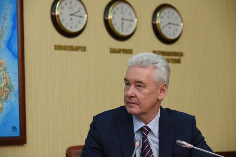 Собянин открыл новый бассейн на северо-востоке Москвы