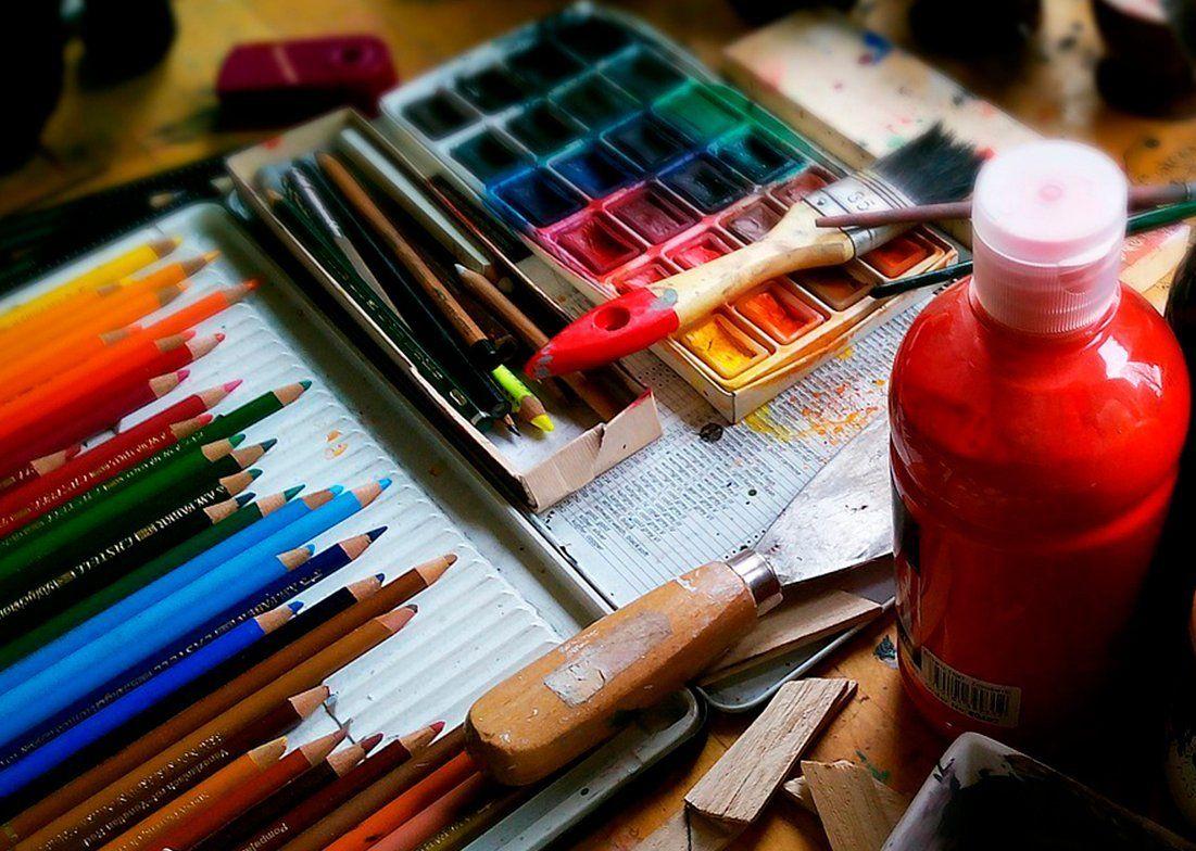 Онлайн-мастер-класс по рисованию акварелью проведут в «Загорье»