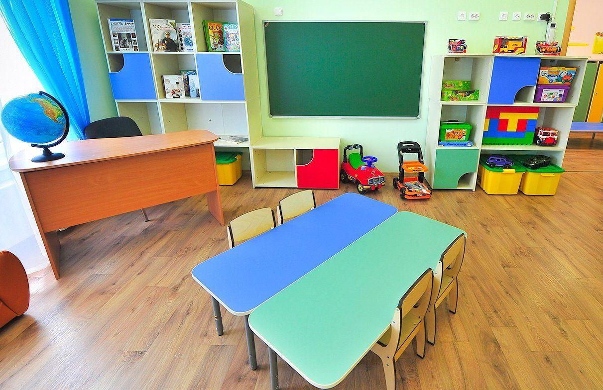 Новый детский сад на ЗИЛе достроят до конца года