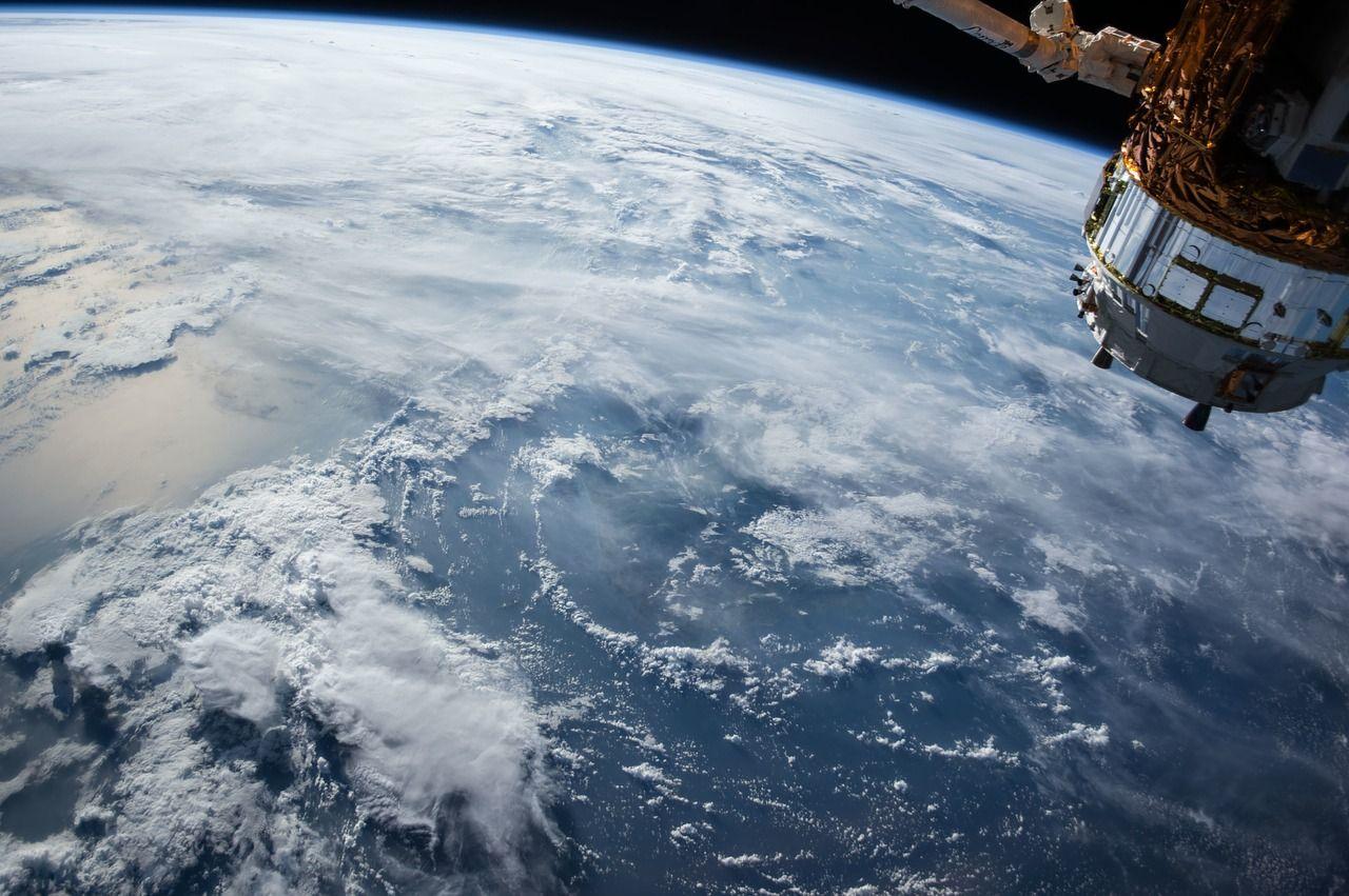 Москвичи могут стать свидетелями полета МКС