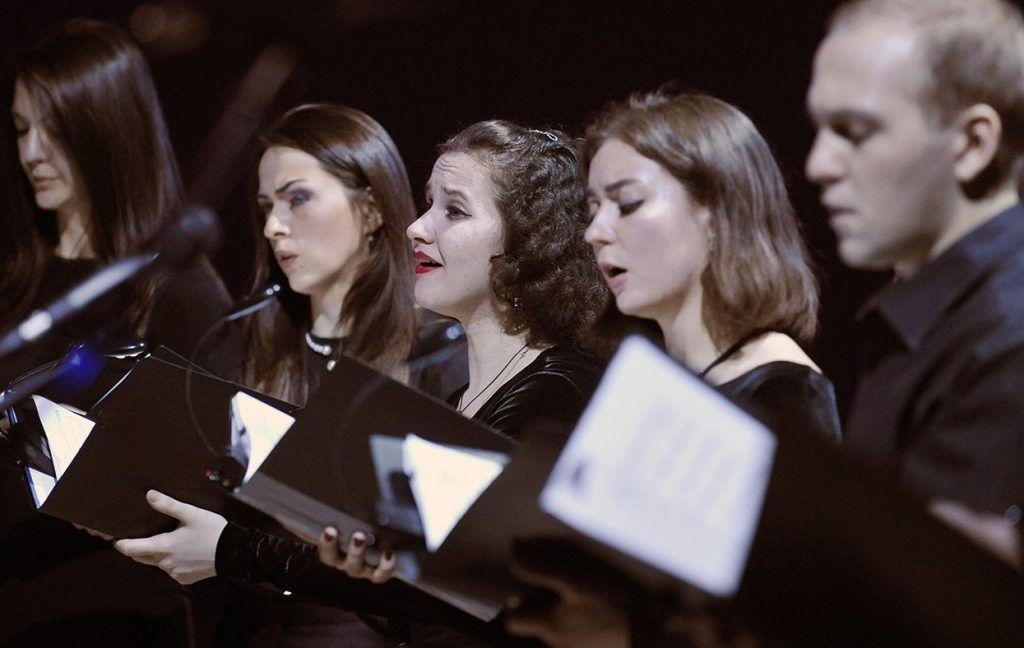 Камерный хор Национального исследовательского ядерного университета выступит в концертном зале «Гнесинский на Поварской». Фото: сайт мэра Москвы