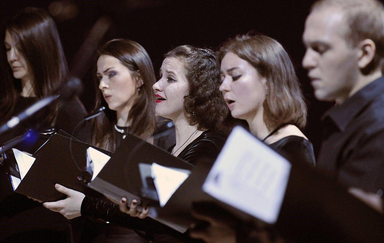 Камерный хор Национального исследовательского ядерного университета выступит в концертном зале «Гнесинский на Поварской»
