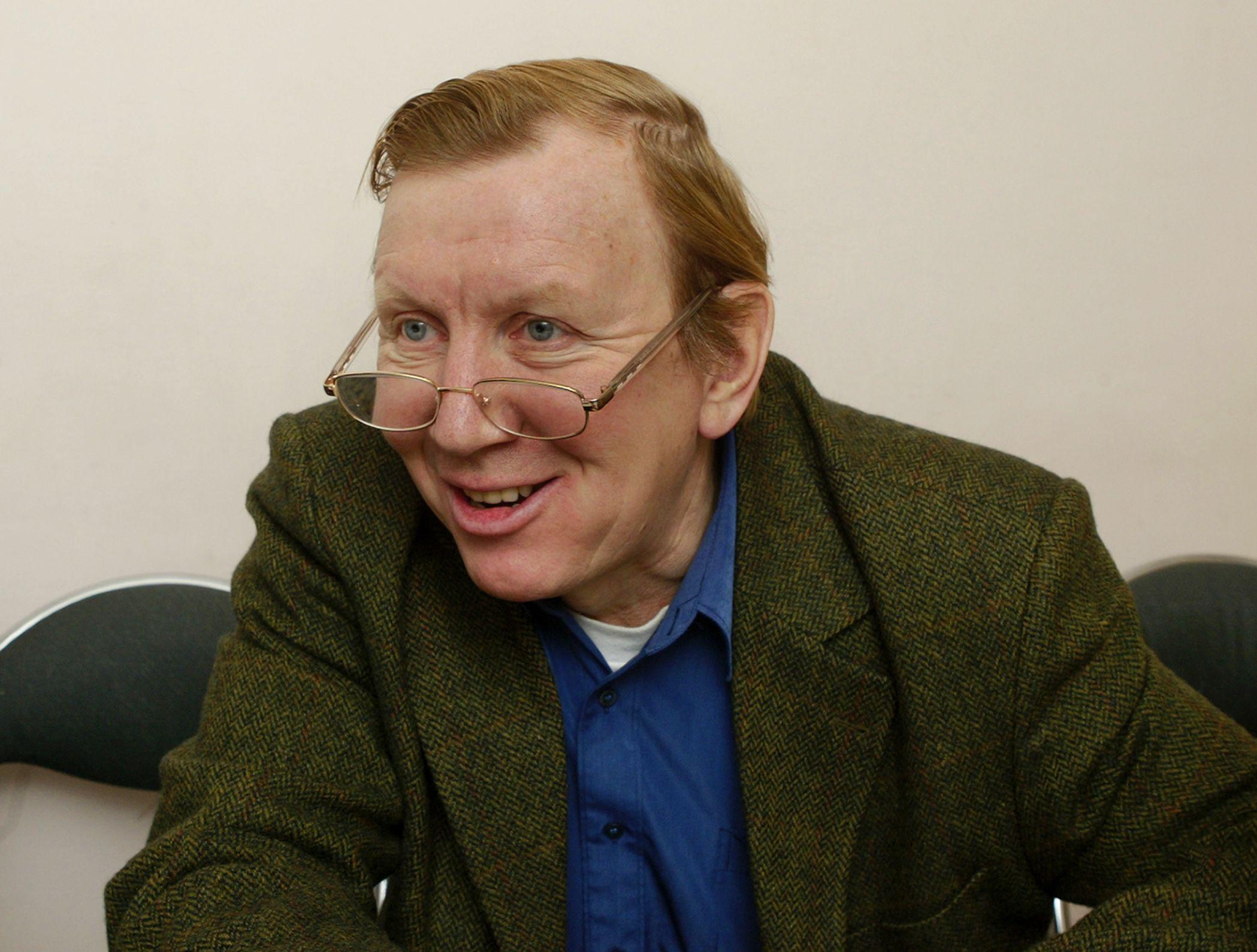 Юрий Чернов: Мои волосы были красными, а брюки мигали огнями