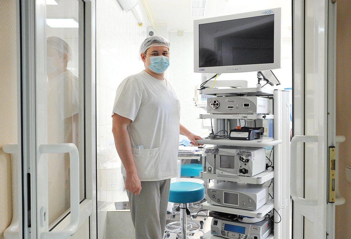 Больницу Юдина продолжили ремонтировать