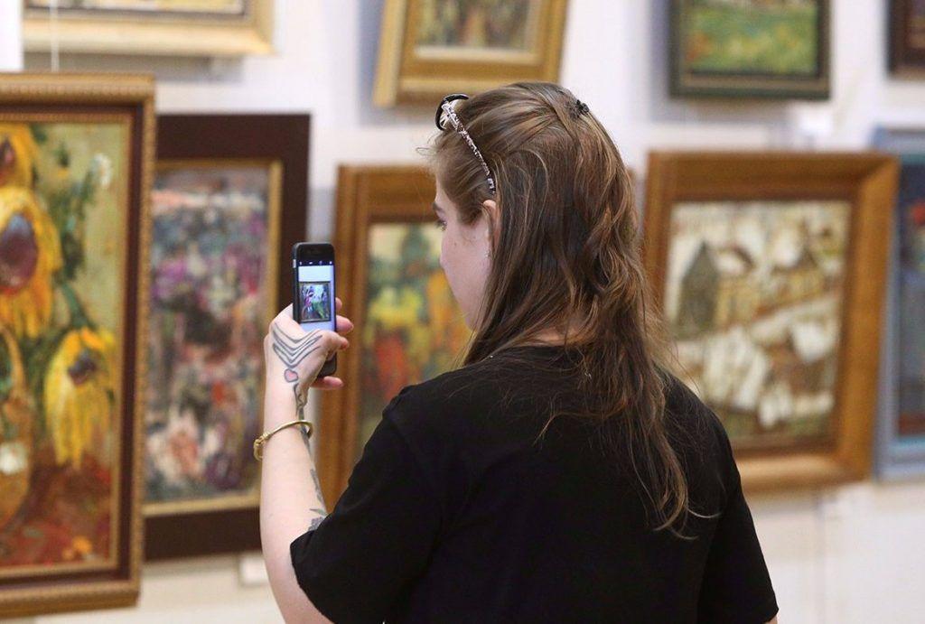 В «Коломенском» открыли новую выставку. Фото: сайт мэра Москвы