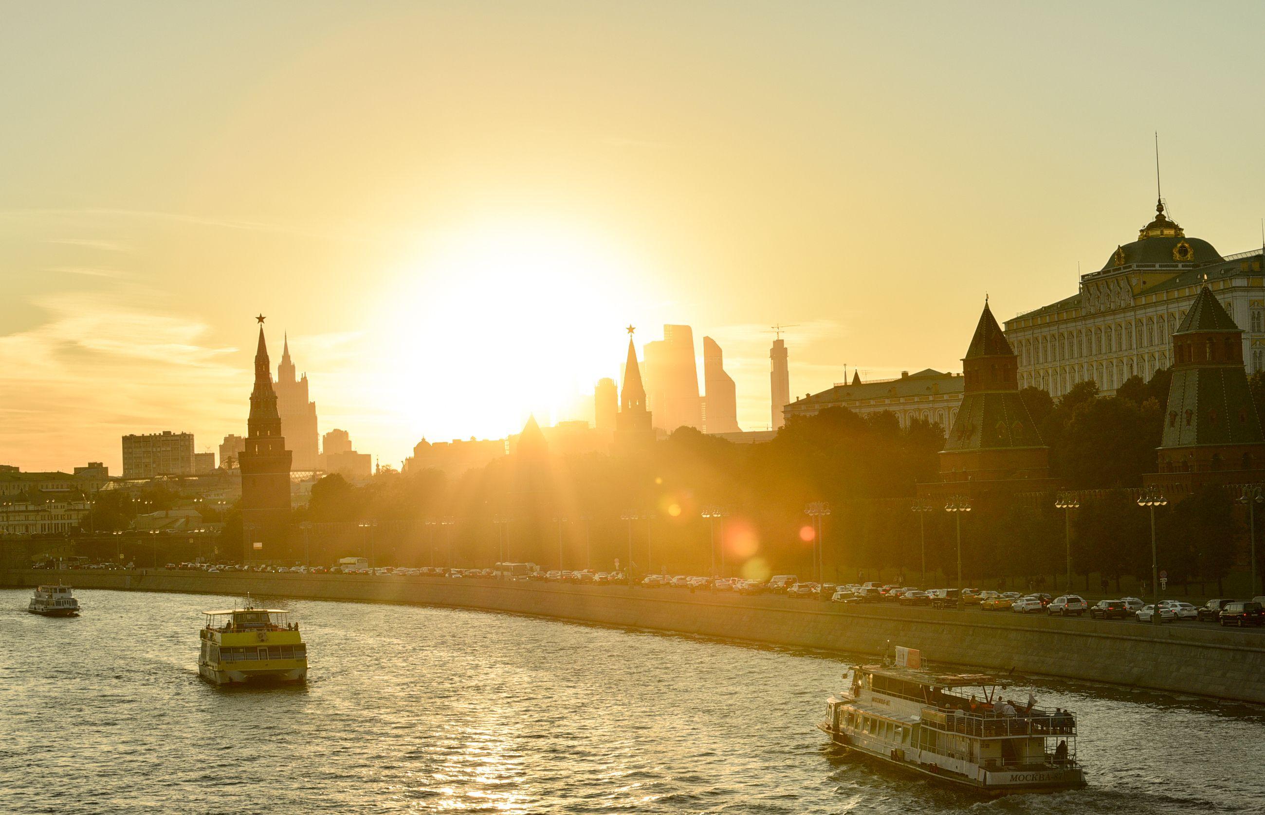 Московская температура приблизится к 63-летнему рекорду
