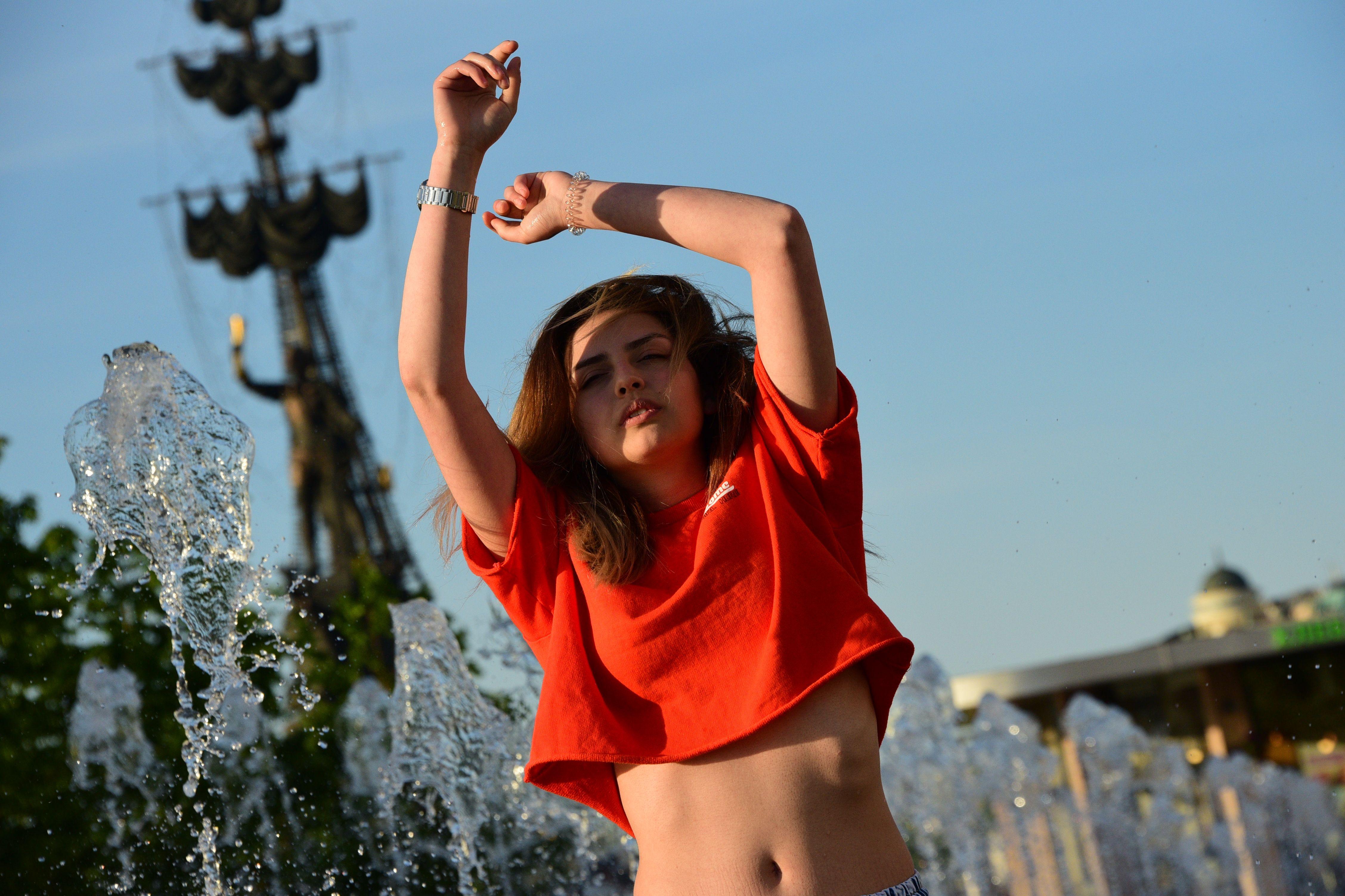Гидрометцентр: 12 июня температура в Москве составит почти 30 градусов