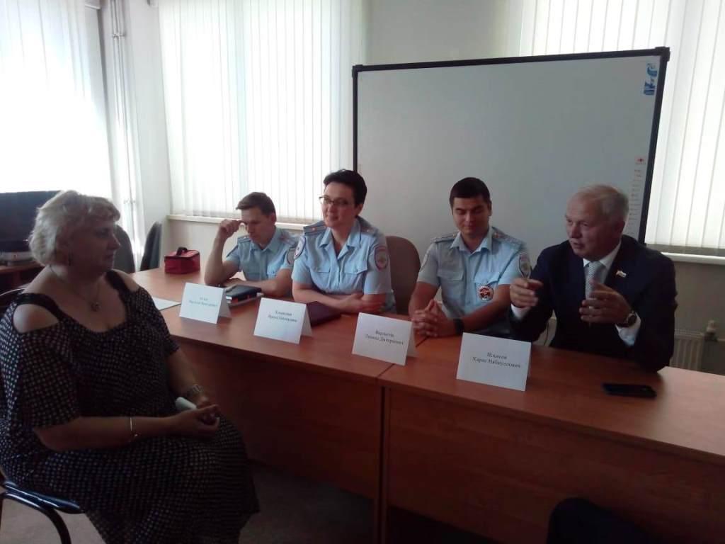 В УВД по ЮАО прошел Единый день оказания бесплатной юридической помощи гражданам
