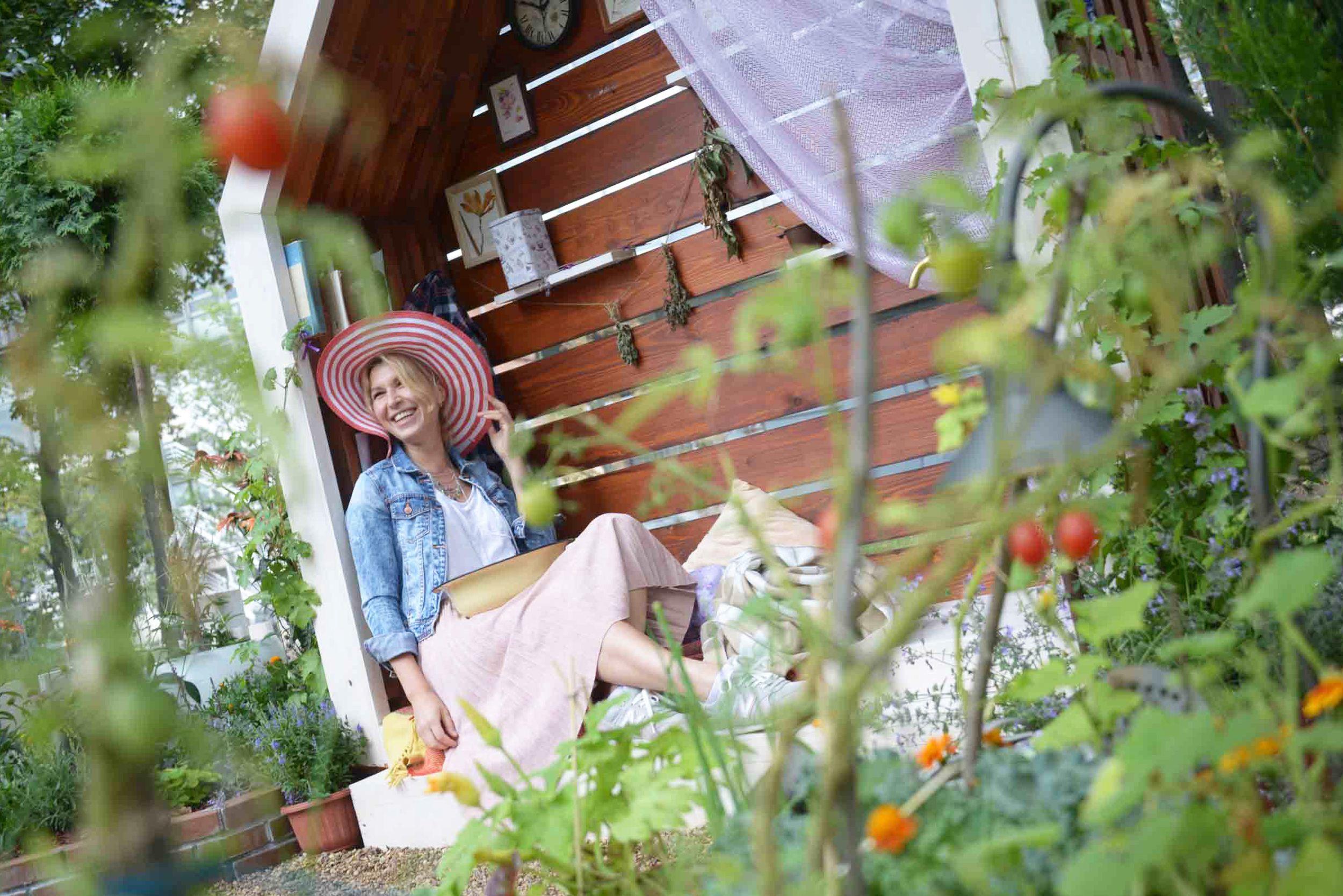 Москву украсят пять летних садов