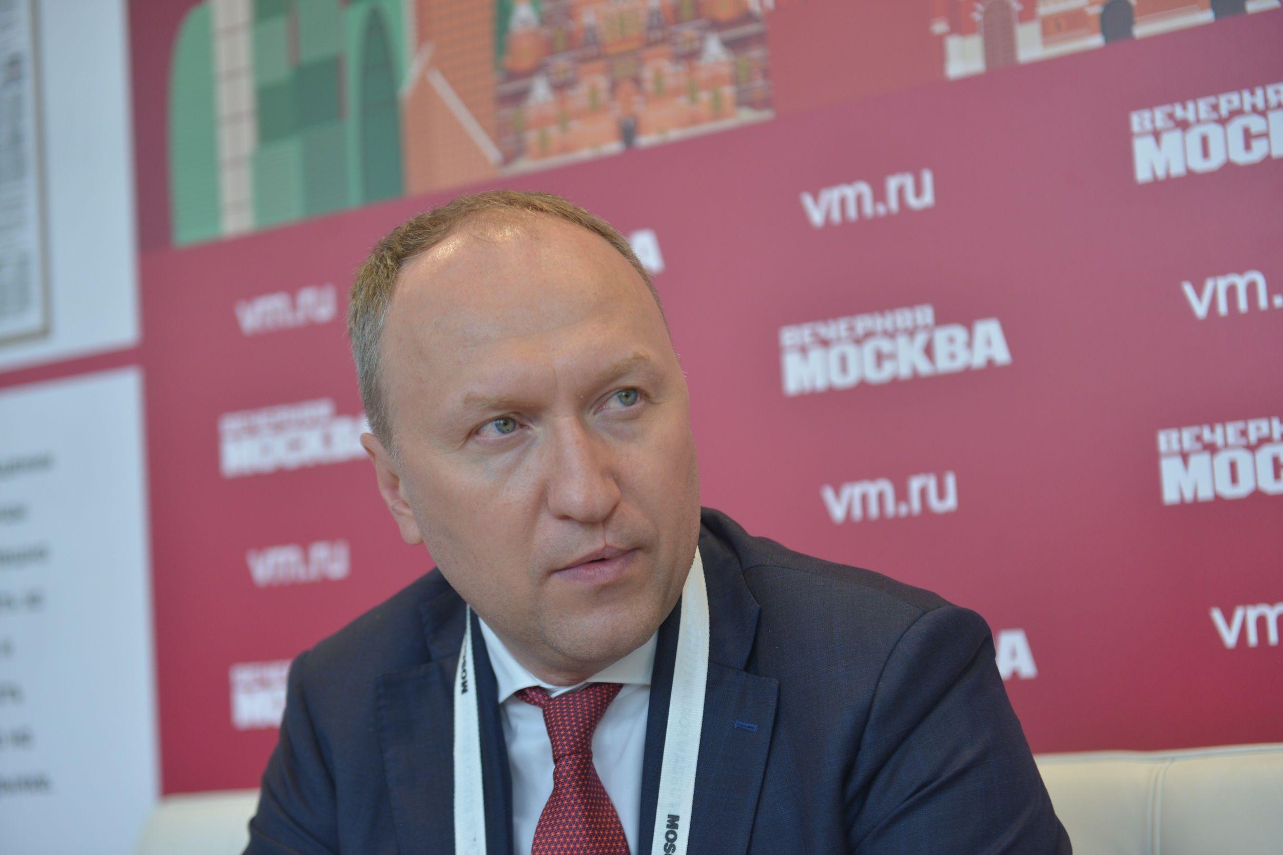 Андрей Бочкарев рассказал о реконструкции развязок на МКАД