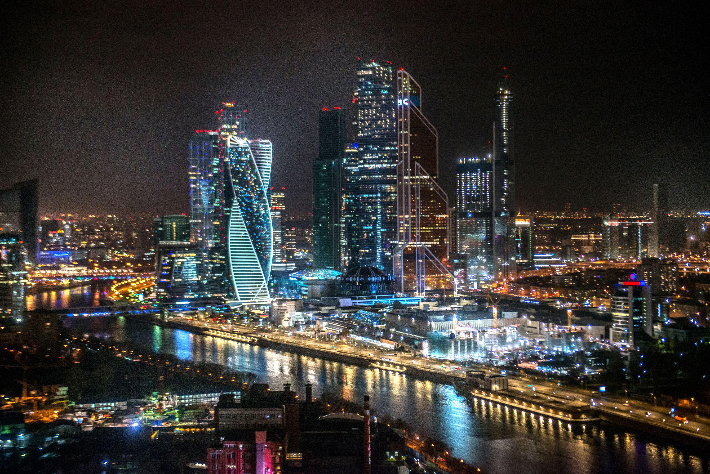 Парк «Зарядье» представит лучшие фотографии Москвы