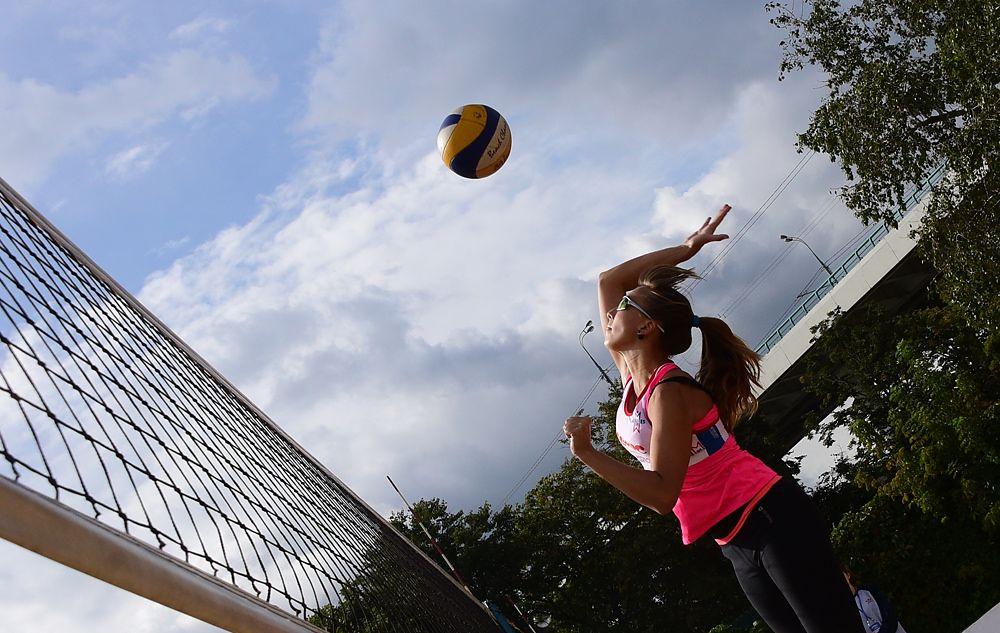 Новый бульвар с пляжным волейболом откроют на юго-востоке Москвы