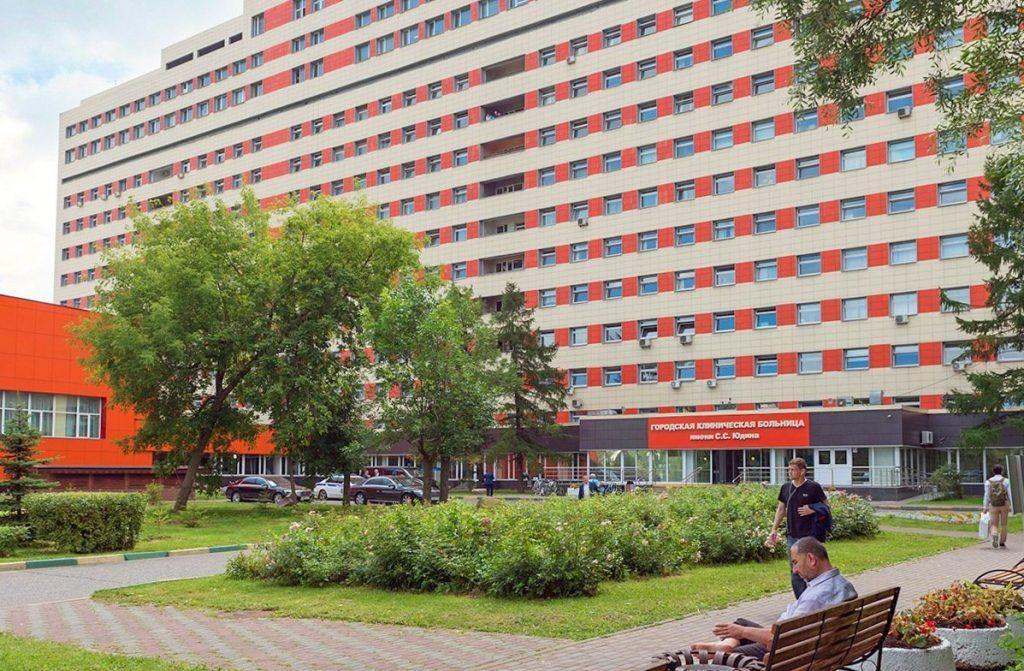 Наибольший охват населения диспансеризацией отметили в больнице имени Сергея Юдина. Фото: сайт мэра Москвы