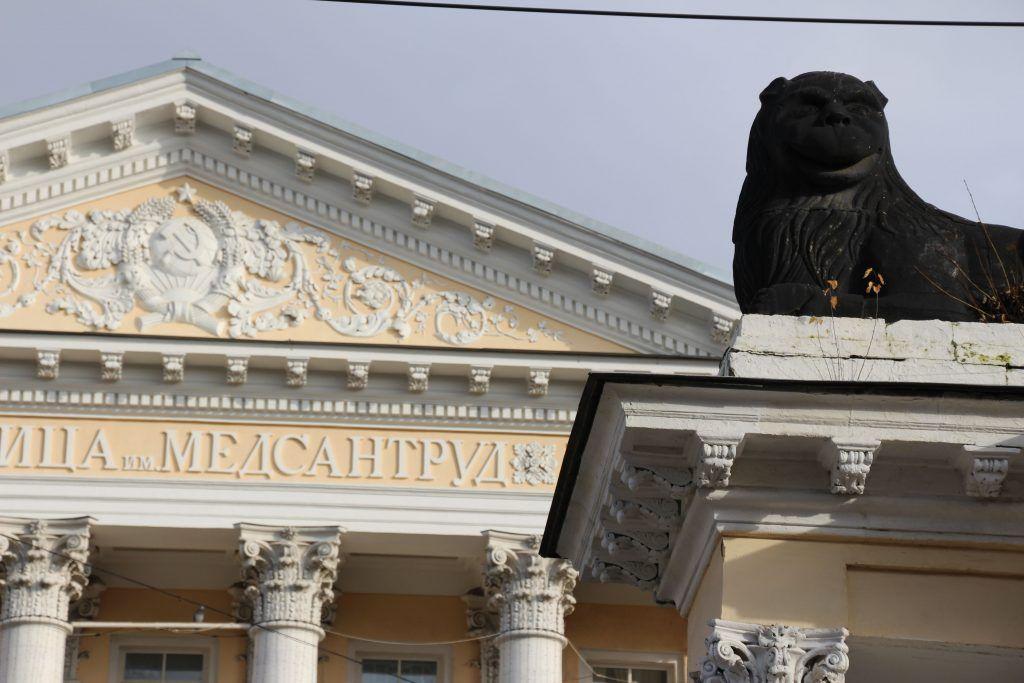 """Здание было построено в 1878 году. Фото: Олег Фочкин, """"Вечерняя Москва"""""""