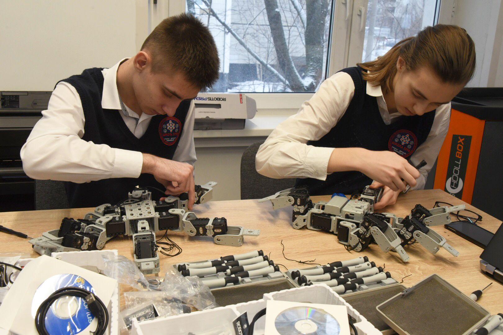 Москва подвела итоги первого этапа отбора в IT-классы