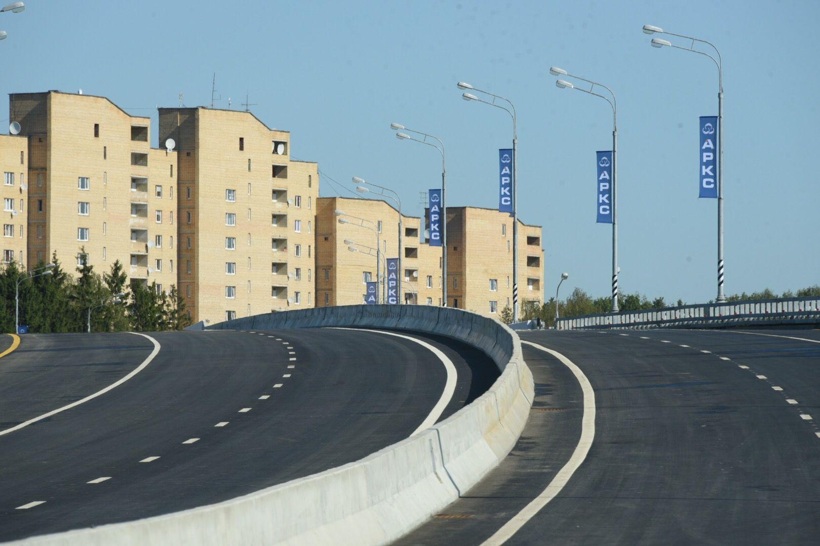 Власти Москвы согласовали проект съезда с Калужского шоссе к аэропорту Остафьево