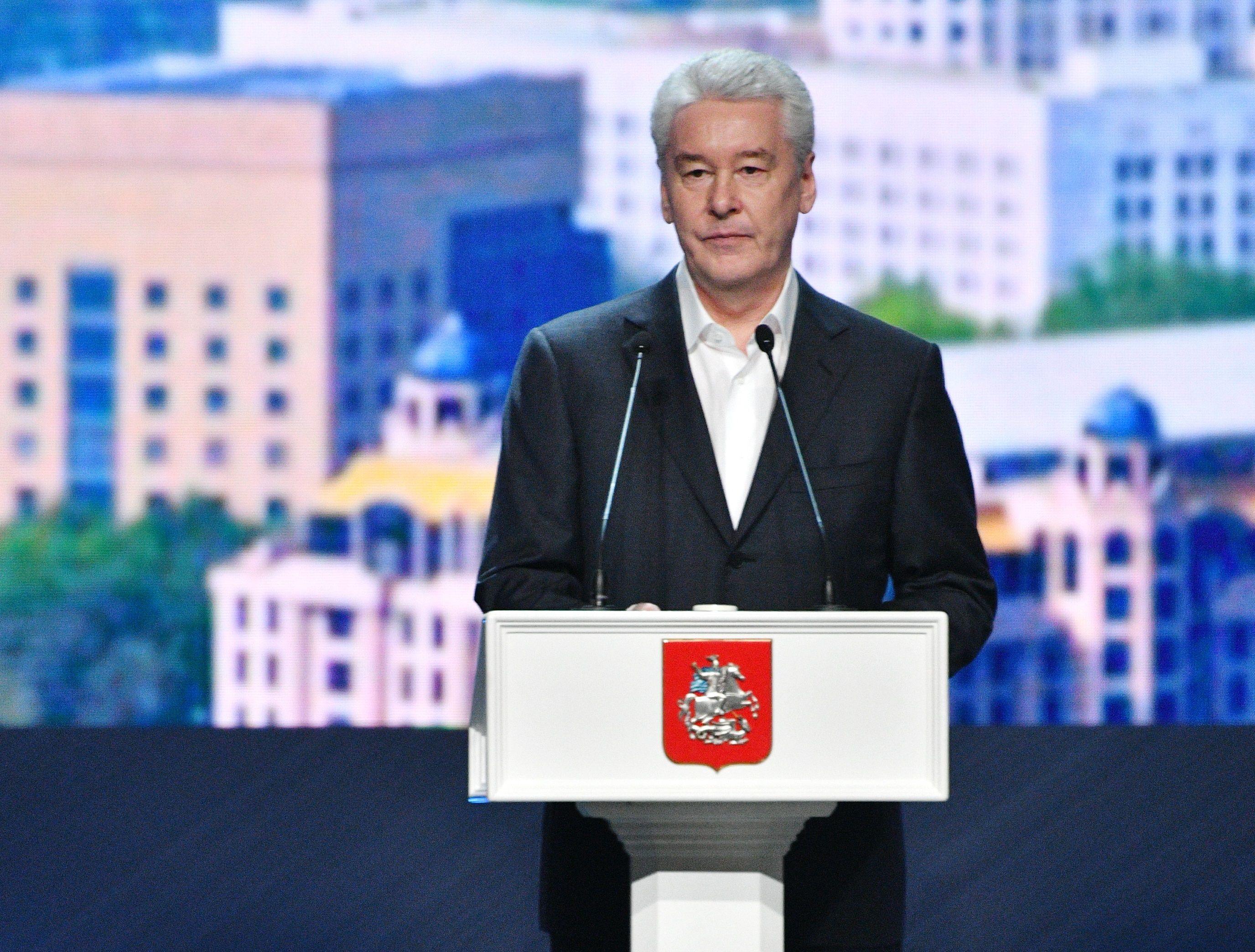 Сергей Собянин заявил об изменении 24 автобусных маршрутов к одной дате