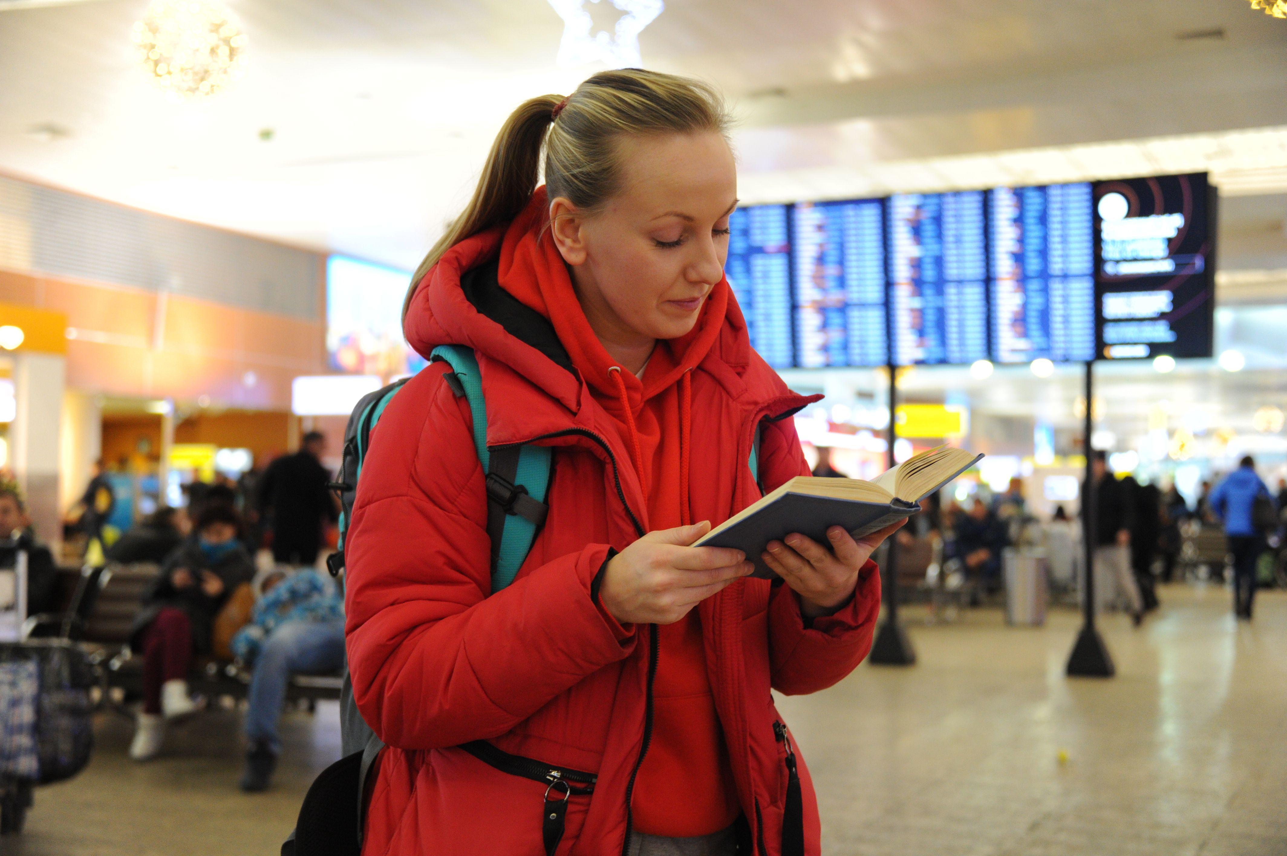Московские аэропорты задержали и отменили более 25 рейсов