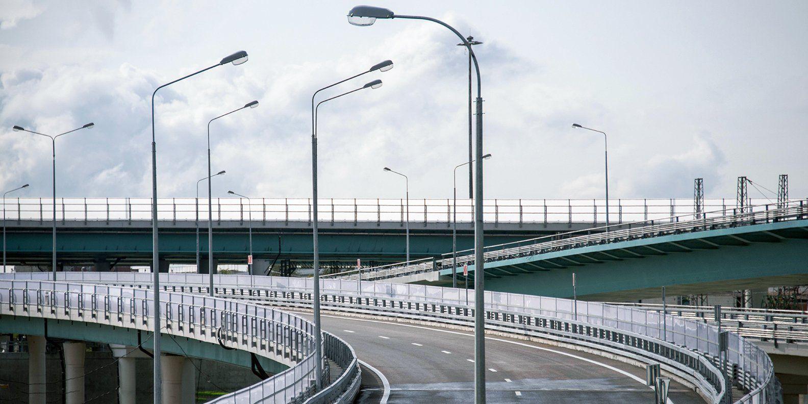 Удобные съезды и пешеходные переходы появятся на юго-западе Москвы