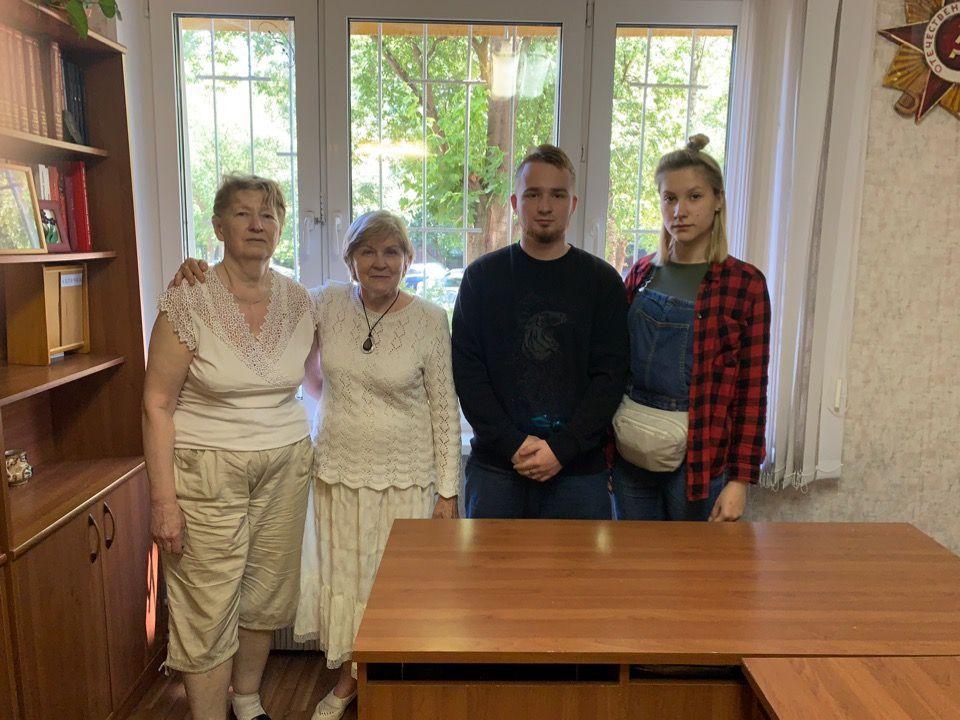 Акцию «Чистые окна» организовали в Чертанове Северном