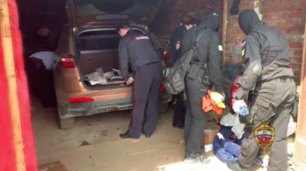 Столичные полицейские задержали подозреваемого в краже автомобиля