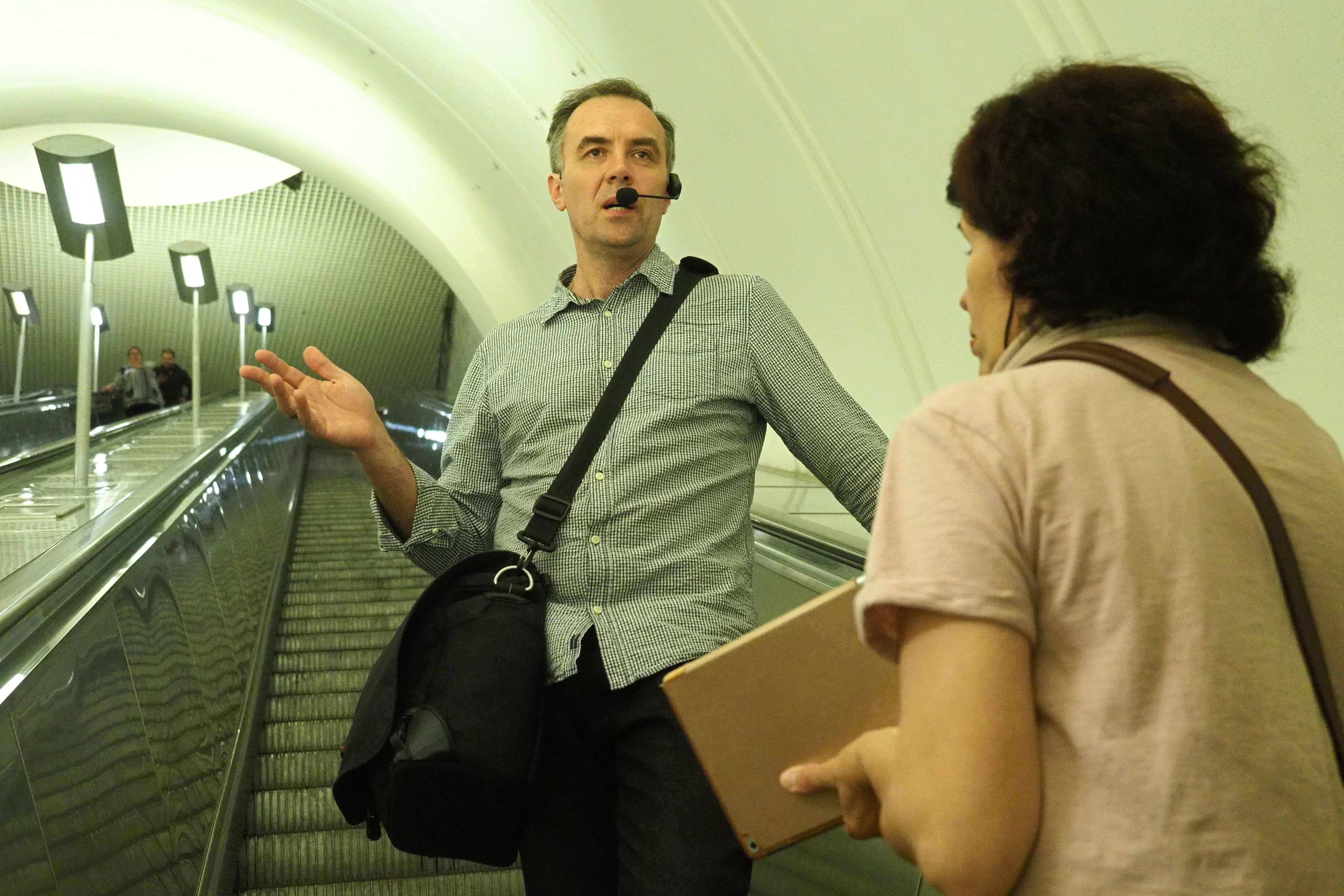 Более 2,5 тысячи человек посетили экскурсии в метро Москвы