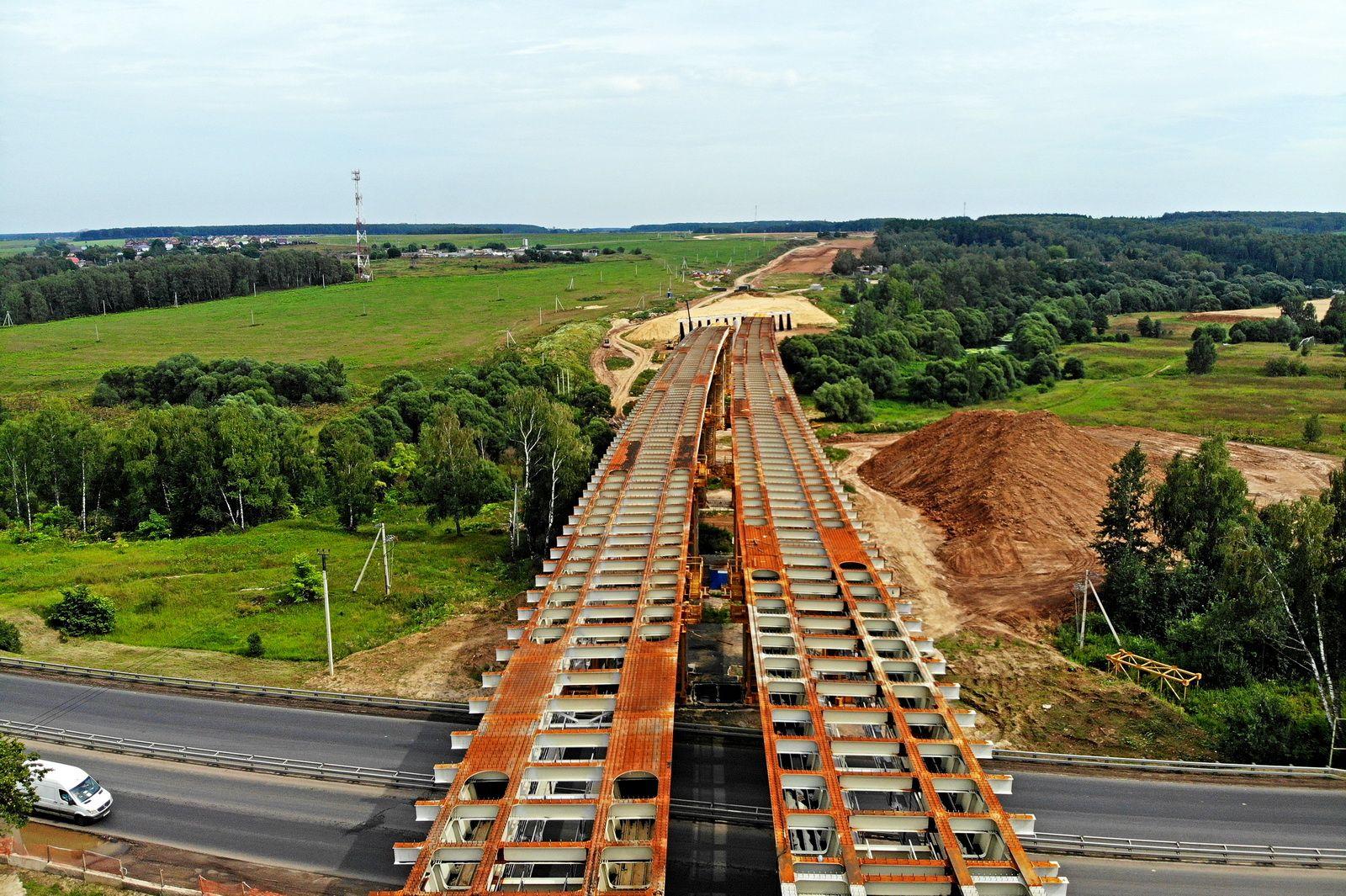 Сергей Иванов: ЦКАД откроется максимум в 2022 году