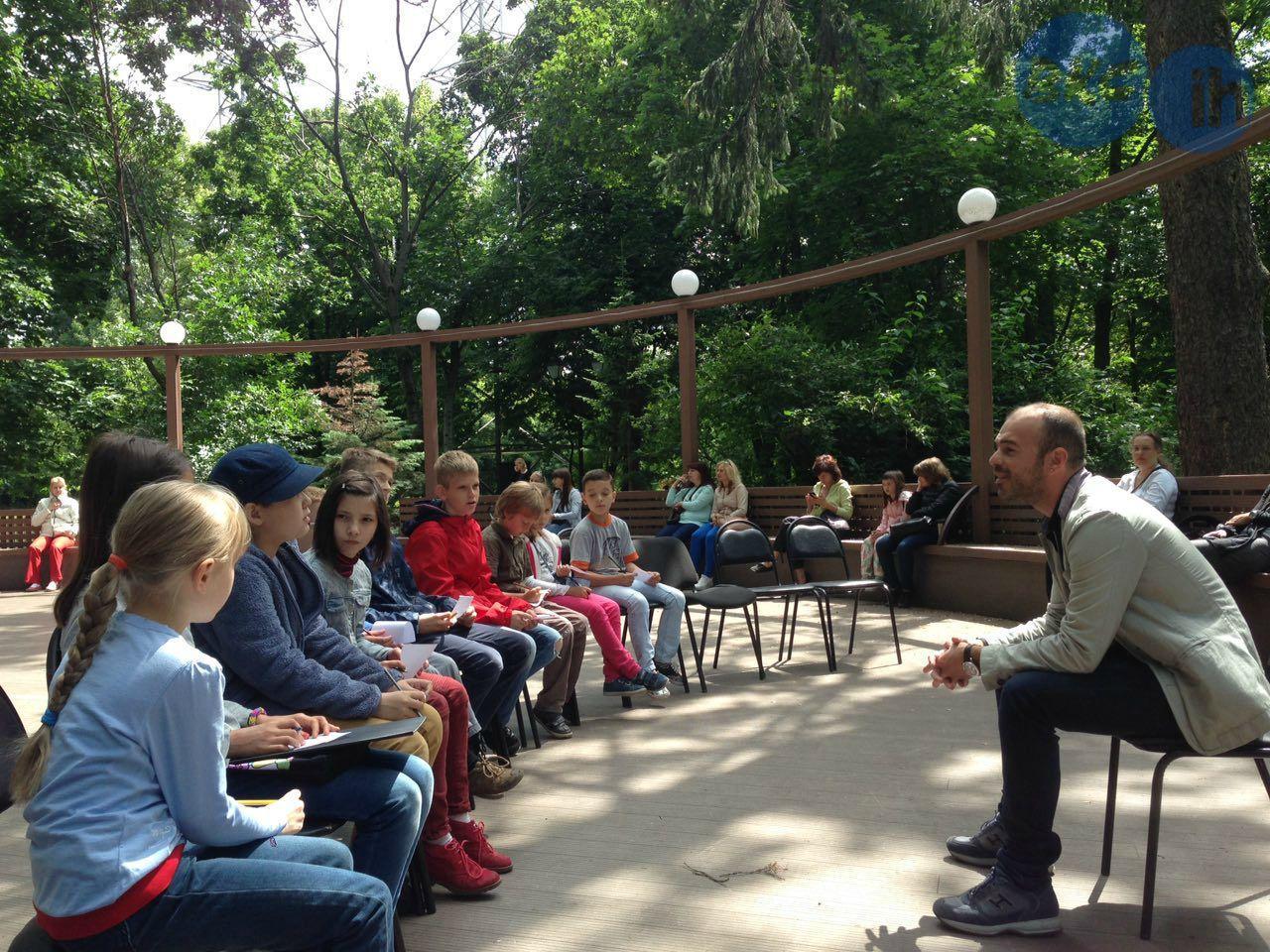 Юных жителей юга научат английскому языку в «Царицыно»