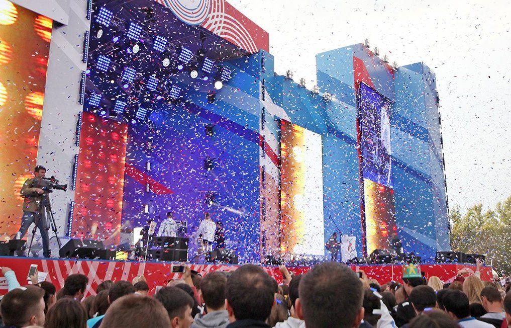 День России: большой концерт под открытым небом проведут в «Коломенском»