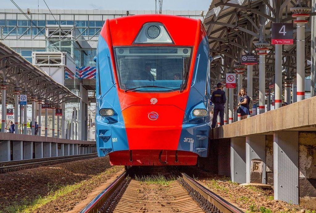 Пассажиров Московских центральных диаметров избавят от шума. Фото: сайт мэра Москвы