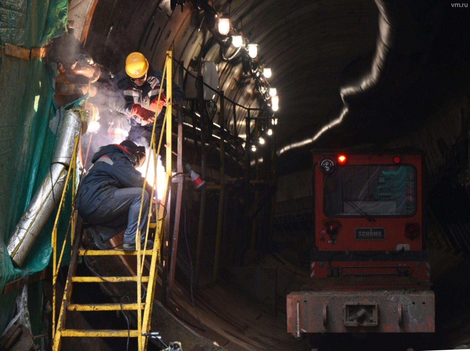 Кожуховский тоннель планируют отремонтировать к концу августа