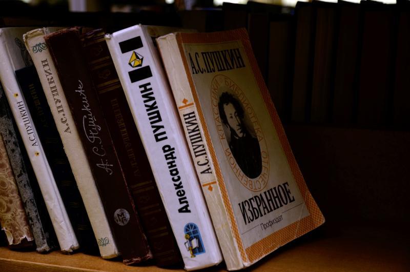 Кинопоказ фильмов о поэте Александре Пушкине организуют в «Дружбе»