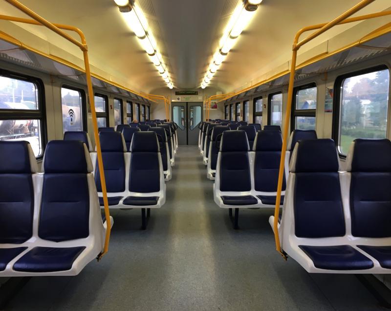 Расписание пригородных поездов Павелецкого направления изменят