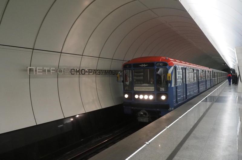 Сотрудники столичной подземки протестируют оплату проезда при помощи лиц