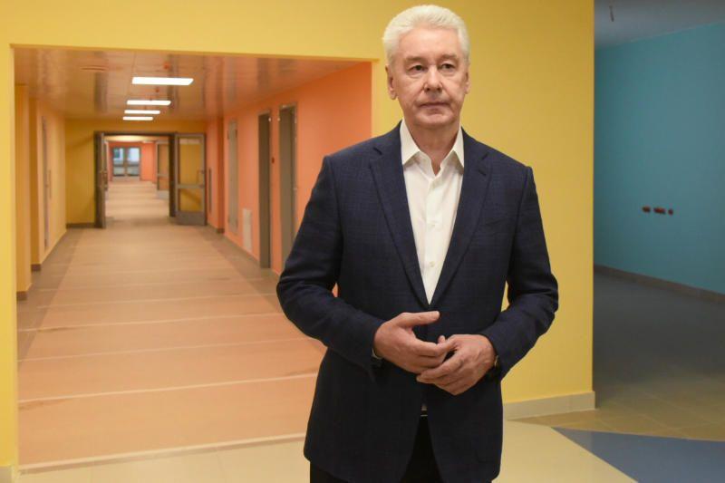 Собянин заявил о запуске масштабной программы модернизации поликлиник