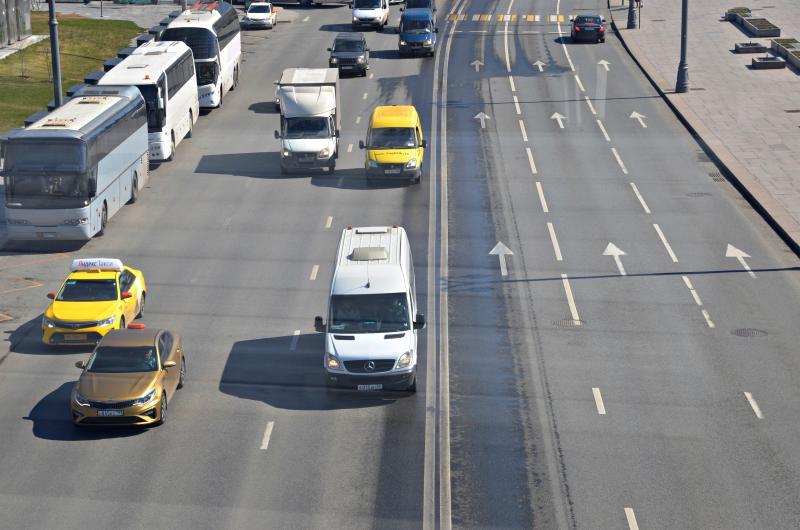 Движение транспорта на нескольких улицах в Москворечье-Сабурово скорректируют