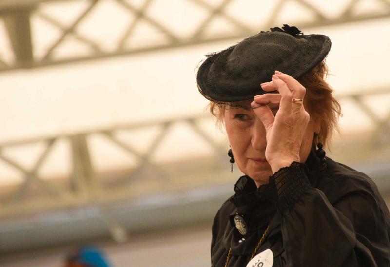 Участница программы «Московское долголетие». Фото: Пелагия Замятина