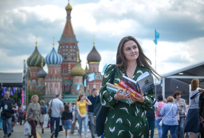 Опасное лето: сотрудники библиотеки №145 представят интерактивную игру на Красной площади