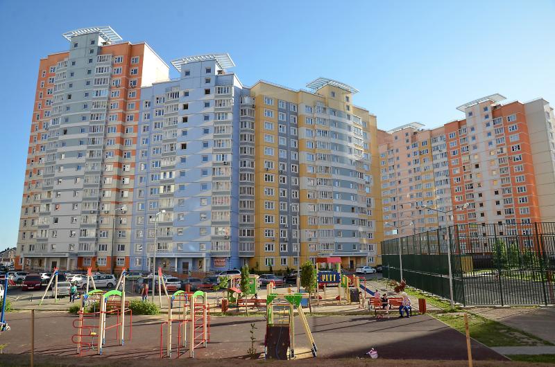 Все больше москвичей приобретают жилье в Новой Москве