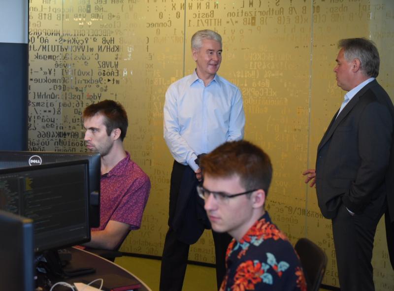 Собянин поддержал планы развития «Лаборатории Касперского»