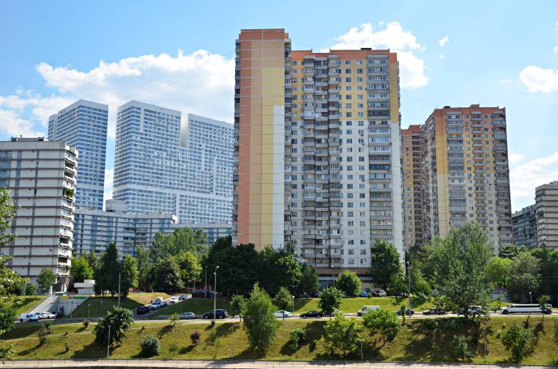 Более 70 домов в Чертанове Северном проверят специалисты. Фото: Анна Быкова
