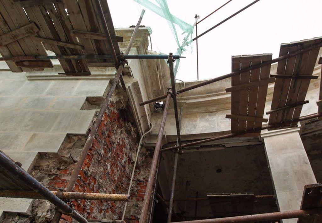Дом 1960 года в Донском районе капитально отремонтируют. Фото: сайт мэра Москвы