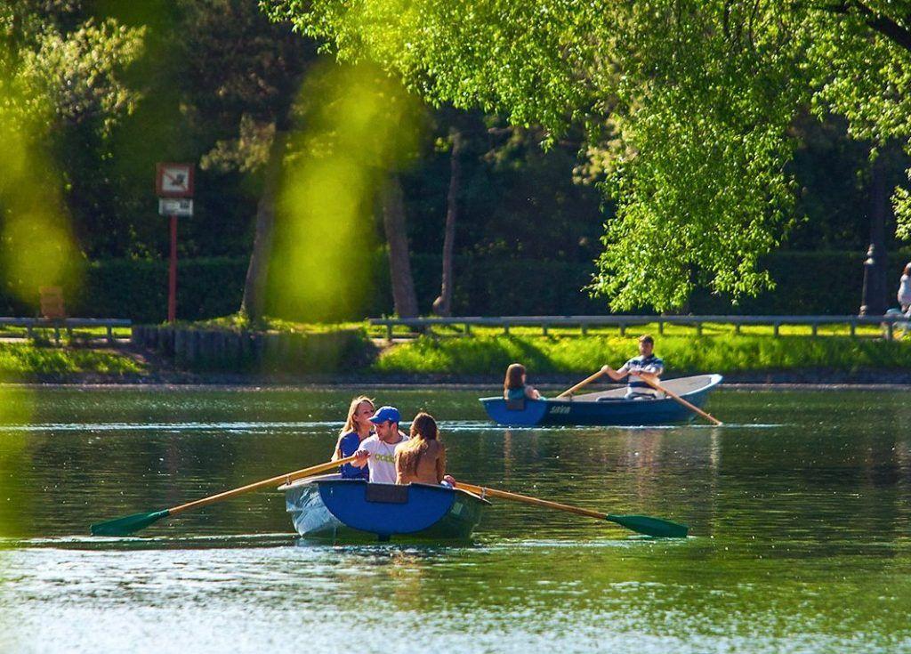 Чем заняться в парках юга. Фото: сайт мэра Москвы