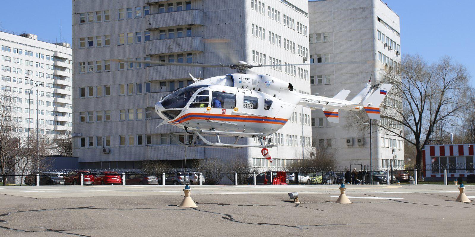Московский авиационный центр поздравляет всех медицинских работников с праздником
