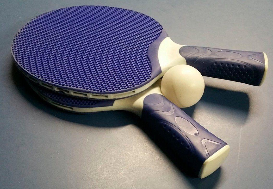 Соревнования по настольному теннису организуют в «Юности»