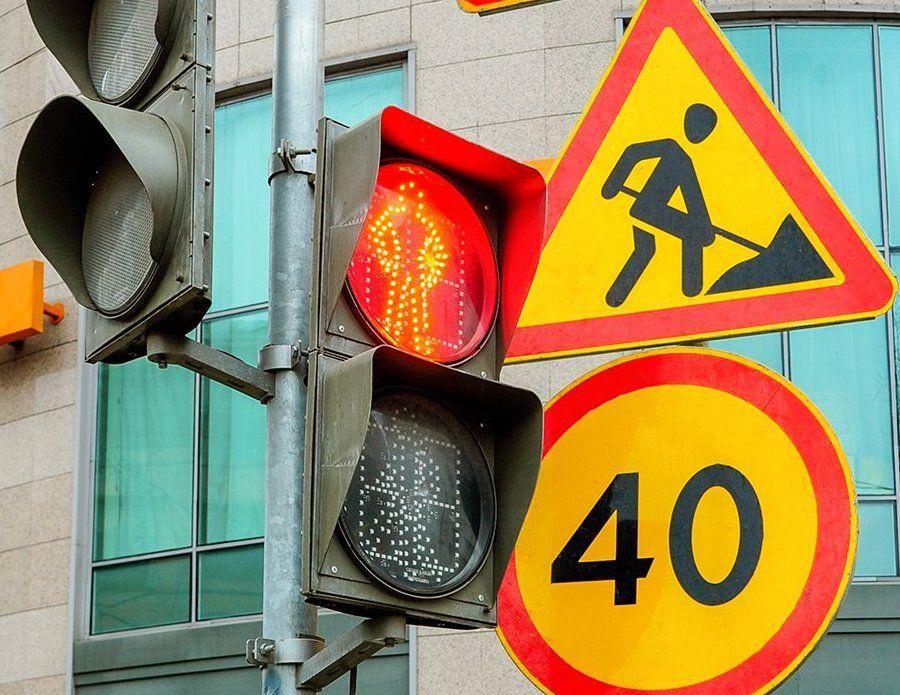 Движение по Серпуховскому путепроводу ограничат почти на полгода